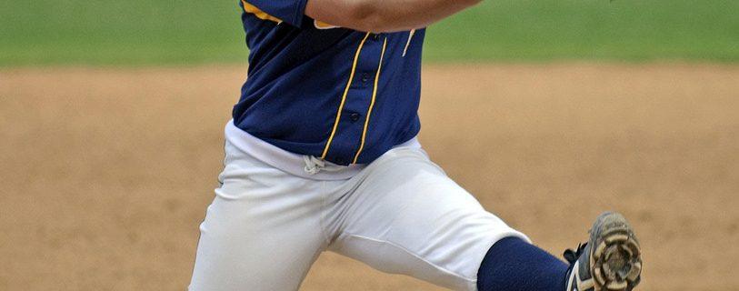 Collegiate softball player