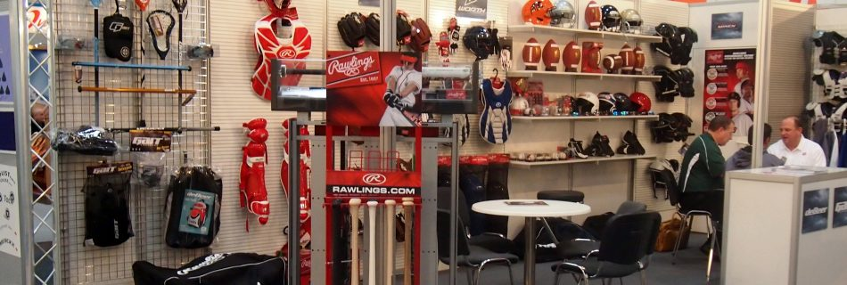 baseball equipment store
